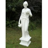 Enigma Hebe Goddess Marble Statuary 85cm