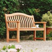 Mahogany Turnberry Bench 5ft