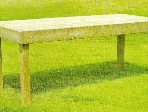 Rigid Picnic Table