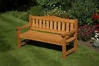 Somerset 3 Seater Bench