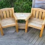 Moorland Alcove Seat