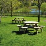Belfry Picnic Table