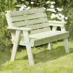 Dean 2 Seater Bench