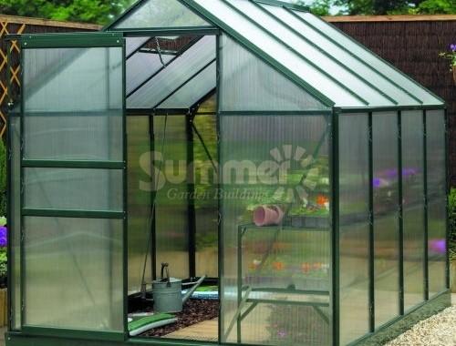 Gardman Greenhouse 8x6