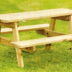 Child's Picnic Table