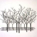 Winter Tree Scene