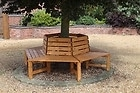 Somerset Tree Bench