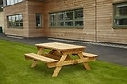 Somerset Whopper Picnic Table