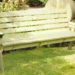 Dean 3 Seater Bench