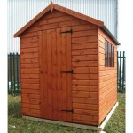 Superior Apex Shed