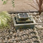 Slate Stepped Fountain