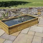Zest Aquatic Planter 180x90x30cm