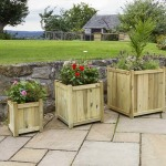 Zest Hollywell Planter