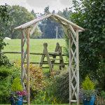 Zest Rustic Arch