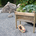 Zest Sloped Trough Planter