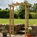 Arbours, Arches, Gazebos, Pergolas & Swings