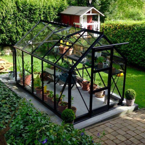 6′3″ Wide Craftsman Elite Greenhouse