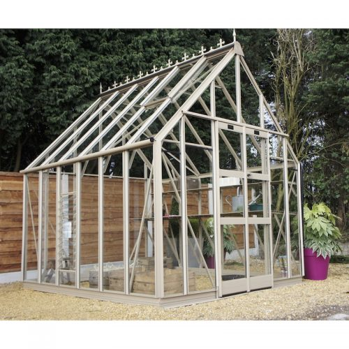 8′5″ Wide Zenith 800 Elite Greenhouse