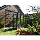 8′4″ Wide Titan K800 Lean-to Elite Greenhouse