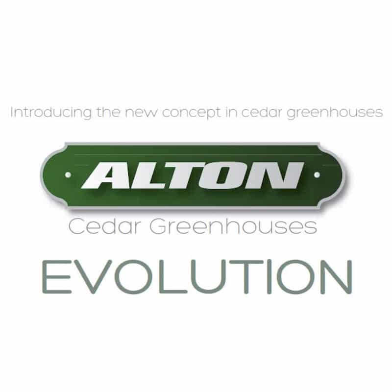 Alton Evolution Greenhouses logo