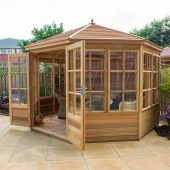 Broadwell 10x10 Plus Alton Summerhouse