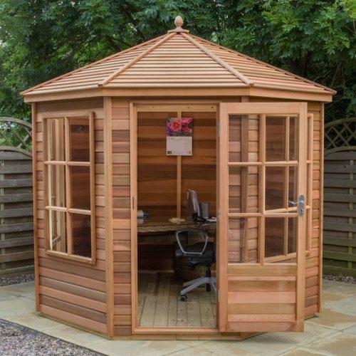 Tetbury 8x8 Plus Alton Summerhouse
