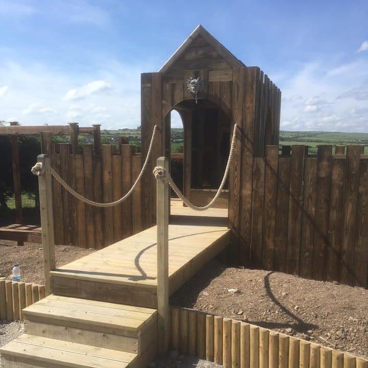 Children's Outdoor Play Area Coming Soon