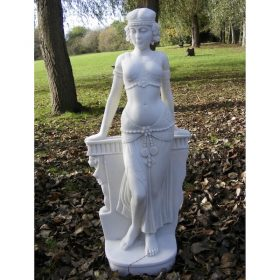 Enigma Cleopatra Marble Statuary 120cm