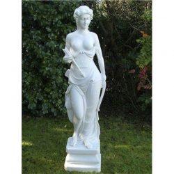 Enigma Diana Huntress Marble Statuary 150cm