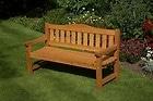 Somerset 3 Seater Bench