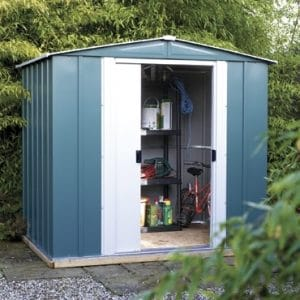 Metal Apex Shed 6×5