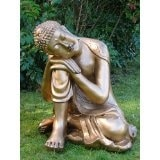 Sleeping Deity 60cm Gold