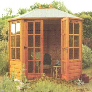 Ryton Summerhouse 8×6