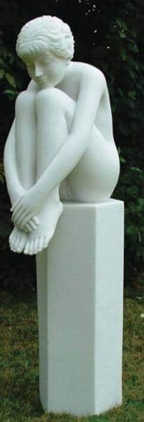 Sophia On Column 110cm