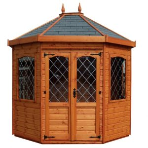 Octaganal Summerhouse