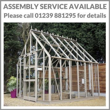 Assembly Service Available
