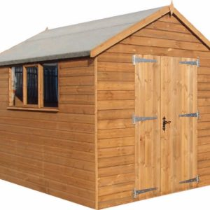 Groundsman Apex Shed