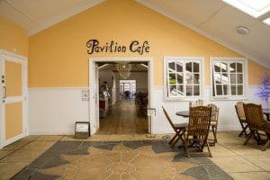 Pavilion Cafe at Penrallt Garden Centre