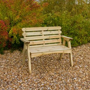 Abbey 2 Seater Bench