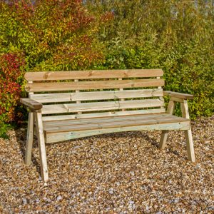Abbey 3 Seater Bench