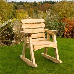Zest Abbey Rocking Chair