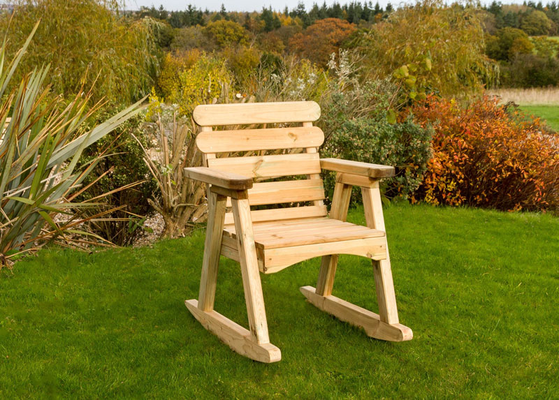Zest Abbey Rocking Chair
