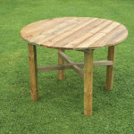 Zest Abbey Round Table