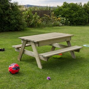 Alice Childrens Picnic Play Table