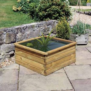 Aquatic Planter 90x90x45cm