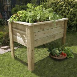 Zest Deep Root Planter 1m
