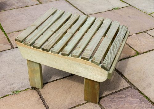 Zest Lily Foot Stool