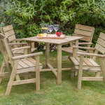 Zest Lisa Table and Chair Set