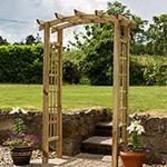 Arbours, Arches, Gazebos, Pergolas & Swings