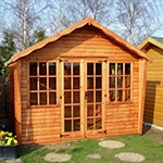 Timber Garden Buildings Summer Houses